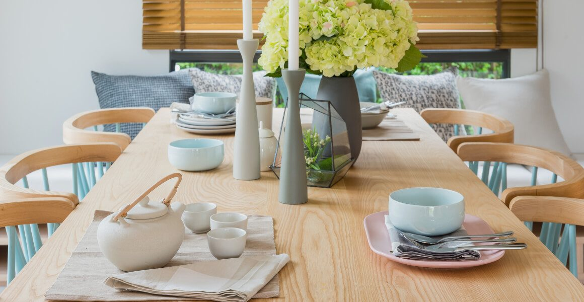 Kitchen Furniture for Big Family